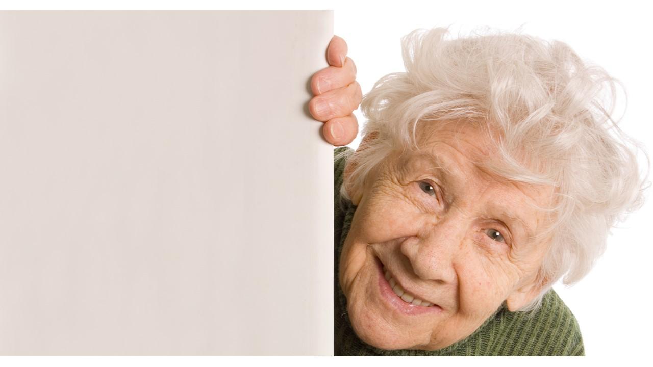 Listopad mjesec starijih osoba