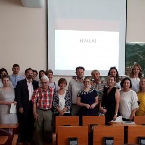 Nacionalni program Živjeti zdravo u Dubrovačko-neretvanskoj županiji