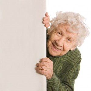 1. listopada - Recimo NE diskriminaciji starijih osoba!
