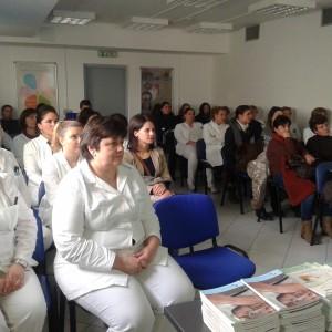 Predavanje povodom Europskog tjedna prevencije raka vrata maternice 2016.