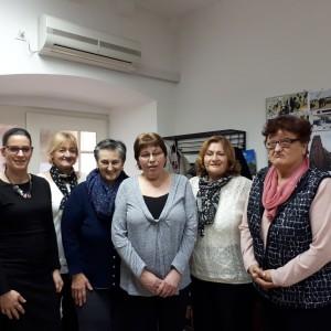 Predavanje u Udruzi slijepih DNŽ