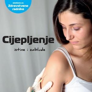 Cijepljenje – brošura za zdravstvene radnike
