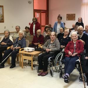 Međunarodni dan starijih osoba obilježen u Blatu
