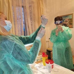 Cijepljenje protiv bolesti COVID-19 u Dubrovačko-neretvanskoj županiji