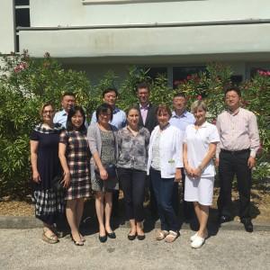 Predstavnici javnog zdravstva iz Šangaja posjetili naš Zavod