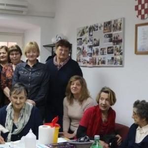 Promicanje zdravlja u Udruzi slijepih Dubrovačko-neretvanske županije