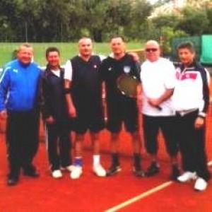 Finale teniskog turnira za veterane povodom Svjetskog dana nepušenja 2013.