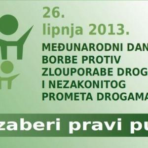 Međunarodni dan borbe protiv zlouporabe droga
