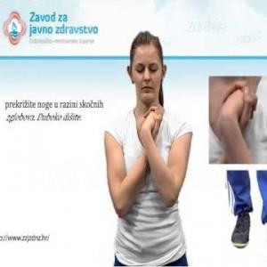 Vježba opuštanje tijela i uma