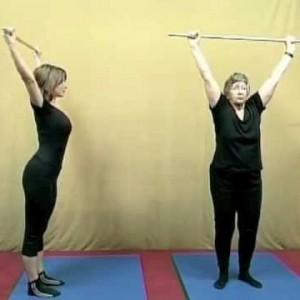 Vježbajte s nama - Vježbe za rameni obruč