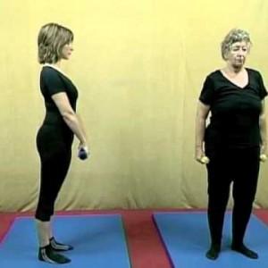 Vježbe za mišiće cijelog tijela - Vježbe s bučicama