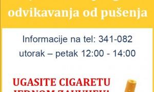 Škola nepušenja u Dubrovniku