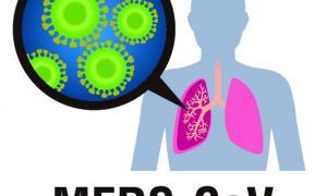 MERS-CoV infekcija